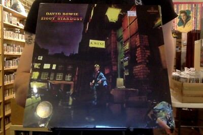 David Bowie The Rise and Fall of Ziggy Stardust LP sealed 180 gm vinyl reissue