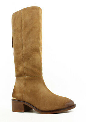 b7d1d4f7d3a NIB- NAUGHTY MONKEY Women s  SHAVANO  SLOUCH MID CALF BOOT Tan Brown ...