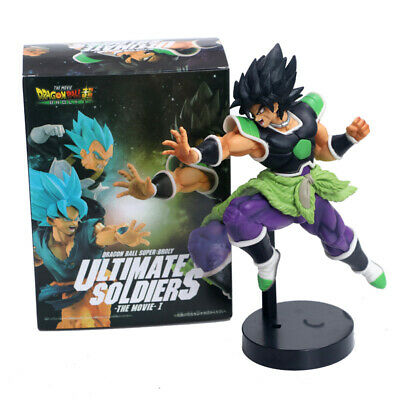 Gogeta Figure Ultimate Soldiers Dragon Ball Super Anime Manga Authentic //8438