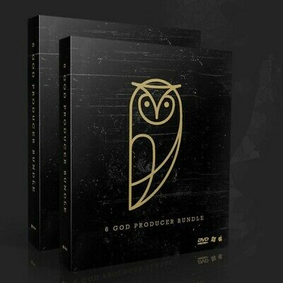 Producers Choice 6 God Producer Bundle -6 GOD  The North Volume 1&2 CUSTOM CLONE