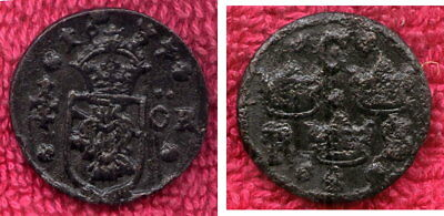 1637 ?? Quarter Ore from Sweden