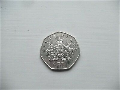 2013 50P Coin Rare Christopher Ironside 100Th Anniversary Fifty Pence  Z10
