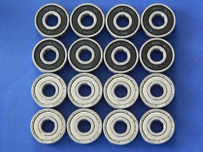 Ball Bearing 608 2RS or Zz (8x22x7 mm) Deep Groove Ball Bearings Mini Bearings