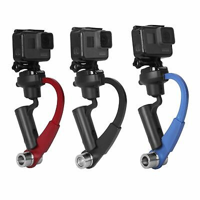 Mini Portable 3-Axis Handheld Gimbal Stabilizer Video Alloy Hand Grip for GoPro