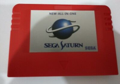 Sega Pseudo Saturn Cartriage Console Game Japan with Casing