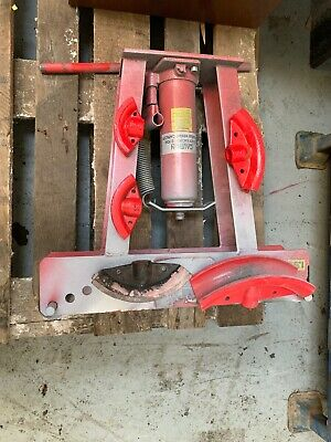 Hydraulic Pipe Bender 1/2 Inch To 3 Inches Easy