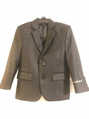 Akademiks Boys 4T Suit Coat NWOT
