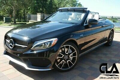 2017 Mercedes-Benz C-Class  Mercedes Benz C43 AMG Loaded with options Best color combination
