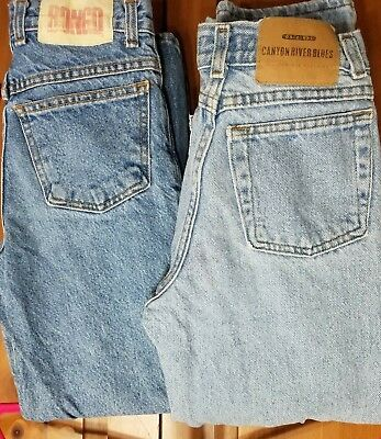 Lot of Girls Size 11 Jeans