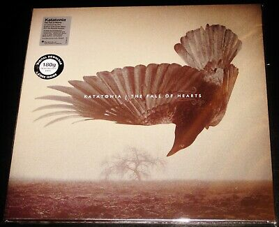 Katatonia: The Fall Of Hearts 2 LP 180-Gram Double Vinyl Record Set 2016 NEW
