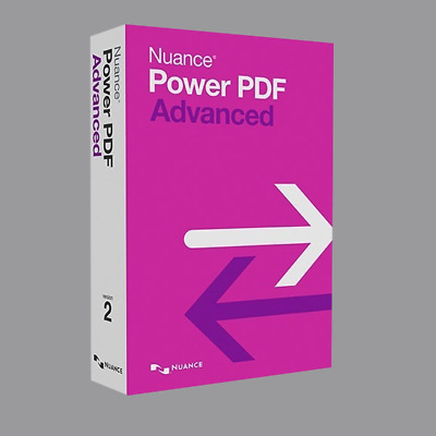 Nuance Power PDF Advanced 2.1 DOWNLOAD LINK + LIFETIME LICENSE