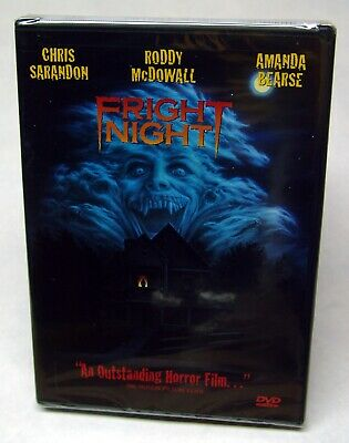 Fright Night (DVD, 1998) - SEALED