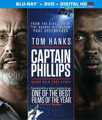 Captain Phillips : DIGITAL HD CODE ONLY (No Blu-ray or DVD disc) Tom Hanks