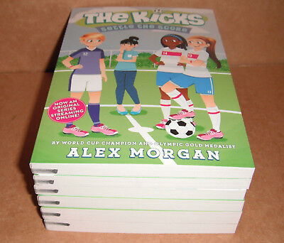 The Kicks: Vol.1,2,3,4,5,6 by Alex Morgan Paperback