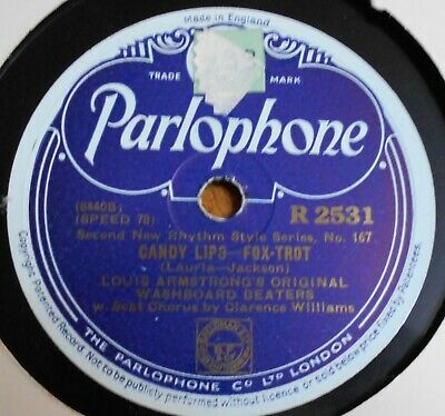 12 Great Jazz 78rpm records - Jelly Roll Morton, Fats Waller, Ellington, etc.