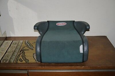 Safe n Sound SnS mobility Child Safety Booster Cushion Car Seat 4-8yr