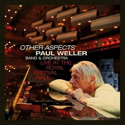 Paul Weller - Other Aspects, Live at the.. - New 2CD/DVD - Out Now