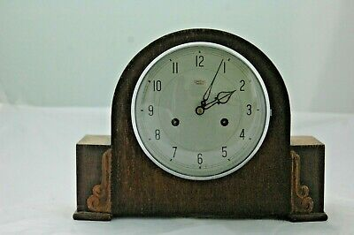 Antique/vintage Smiths Enfield Mantle Clock.