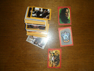 100 Harry Potter and the Half Blood Prince panini stickers,