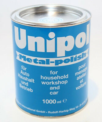 aS ARNOLDS & SONS 590191 Unipol Metal Polish 1L