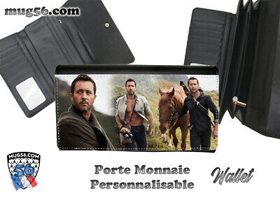 grand porte monnaie alex o'loughlin  #104 wallet
