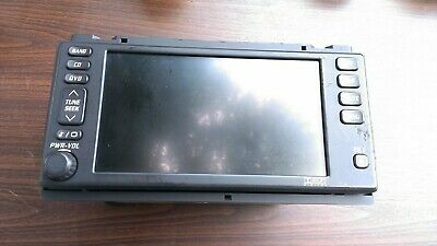 Navigation Toyota Corolla Verso B9008 Wma Mp3 Bluetooth Touchscreen 86120-64020