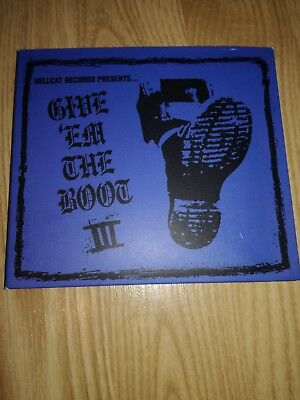 Give 'Em the Boot III von Various | CD | Zustand sehr gut
