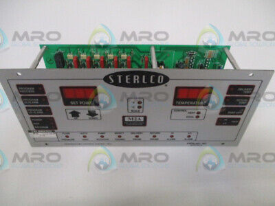 Sterlco M2A 601.00512.03 Pid Autotuning Controller (As Pictured) *new No Box*