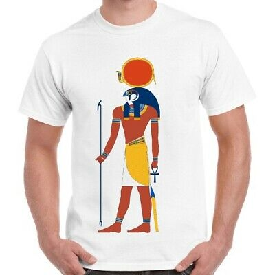 Egyptian God Ra is the Sun Ancient Egypt Cool Gift Retro T Shirt 2455