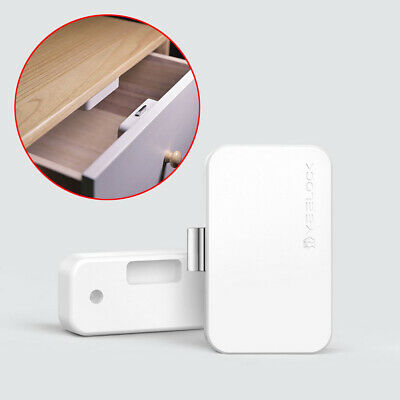 Safety Anti-Theft Xiaomi YEELOCK Smart Drawer Cabinet Lock Bluetooth APP Unlock