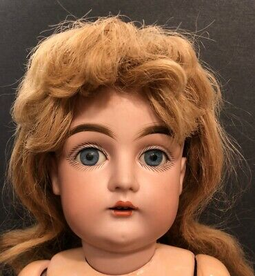 "Fine Antique Kestner Doll #129 Excelsior Drp No 70685 Germany #3 21"" Bisque Comp"