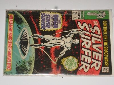 Silver Surfer Comic Issue No. 1