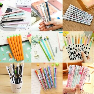 Wholesale Cute Cartoon Gel Pen Ballpoint Gift Stationery School & Office Supply
