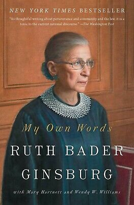 My Own Words by Ruth Bader Ginsburg (eBooks, 2018)