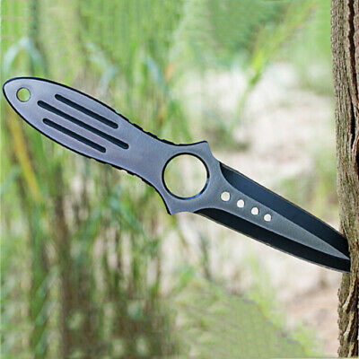 HX OUTDOORS Q- 03 Outdoor Fixed Blade Diving Knife High Performance tool CNC NEW