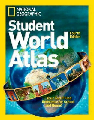 National Geographic Student World Atlas Fourth Edition 9781426317750