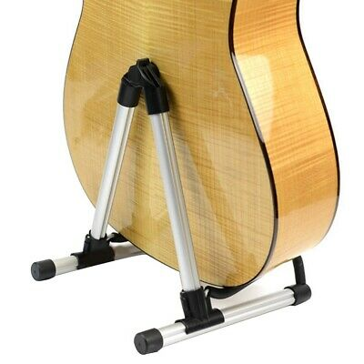Universal Foldable Guitar Stand Frame Floor Rack Holder for Guitar Electric Bass