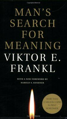 Man's Search for Meaning by Viktor E. Frankl (2006, eBooks)