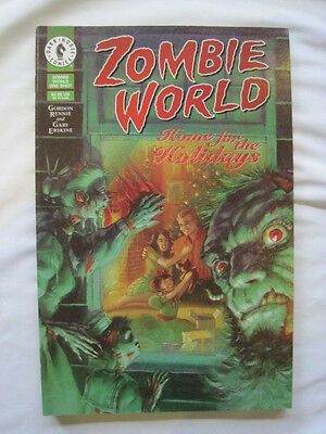 """ZOMBIE WORLD : """"HOME FOR THE HOLIDAYS"""" one_shot by RENNIE & ERSKINE. DH. 1997"""