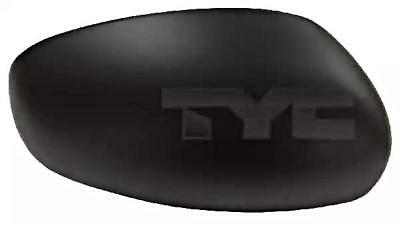 TYC Outside Wing Mirror Cover N/S Fits SKODA Fabia II Combi Roomster 5J0857537