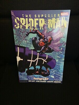 Superior Spider-man Vol. 4: Necessary Evil by Dan Slott (Paperback, 2014)