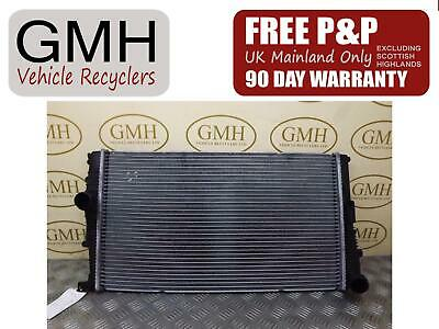 Bmw 1 Series 2.0 Diesel Water Cooler Coolant Radiator With Ac 2011-2015 ~