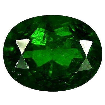2.11 Ct Astonishing Oval Cut (8 x 6 mm) 100% Natural Green Chrome Diopside