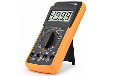 Tester Multimeter  Digitale Pro  Dt-9205A  91907