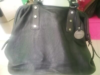 Borsa donna Nera in Pelle Diana Co originale d346eb884ec8