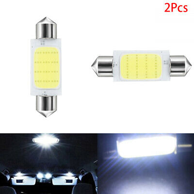 C5W 12 Chips Car-styling 41mm LED Light  Festoon Dome Bulb Car Interior Lamp