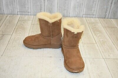 19d7d0abace UGG CLASSIC BOOT Little Girl's Size 13 Brown - $44.99 | PicClick