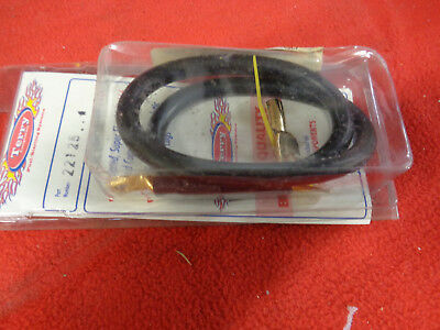 """Battery TERRY'S Rpl Harley's & Customs Universal Flexible Mega Strands 25"""" Cable"""