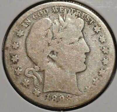 Barber Half - 1893-O - Historic Silver! - $1 Unlimited Shipping
