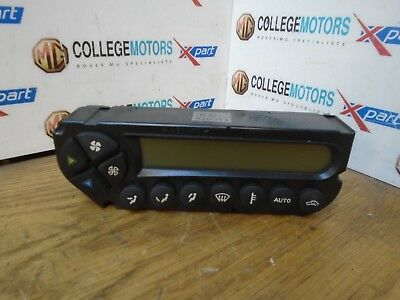 Mgzs / Rover 45 Mk2 04-06 Heater / Climate Control Panel 460002500 Tested Good